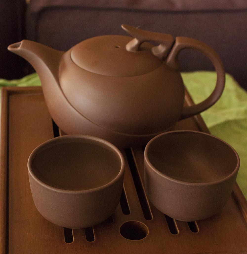 Teapot - Before